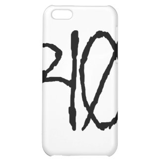Number40 Cover For iPhone 5C