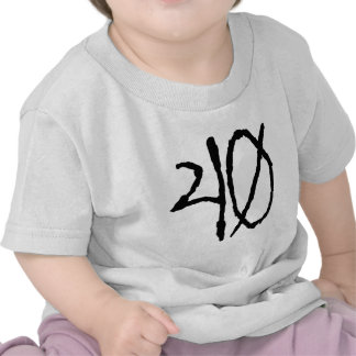 Number40 T Shirts