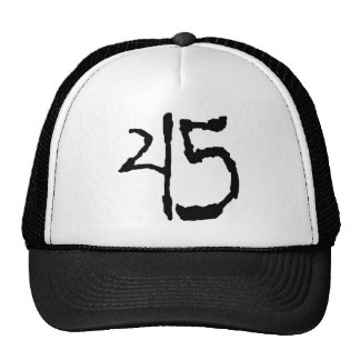 Number45 Hats