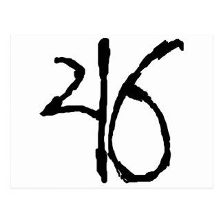 Number46 Postal
