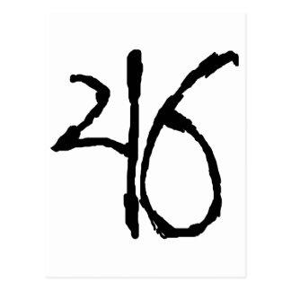 Number46 Postales