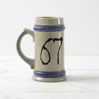 Number67 Taza