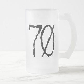Number70 Coffee Mug
