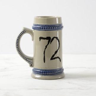 Number72 Coffee Mugs