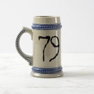 Number79 Tazas De Café