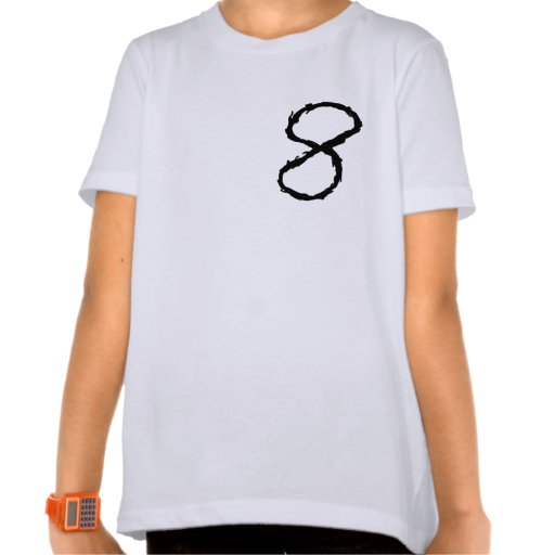 Number8 Camiseta