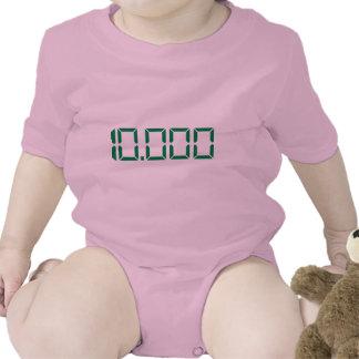 Number – 10000 bodysuits