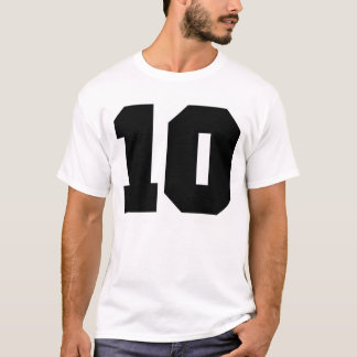 Number 10 Sport T-Shirt
