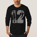 Number 12 Basketball Players T-Shirt