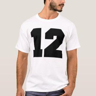 Number 12 Sport T-Shirt