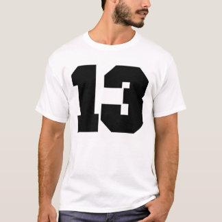 Number 13 Sport T-Shirt