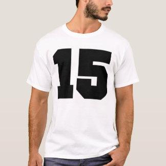 Number 15 Sport T-Shirt