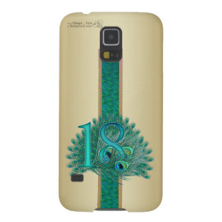 Number  17 / age / years / 17th birthday template galaxy s5 case