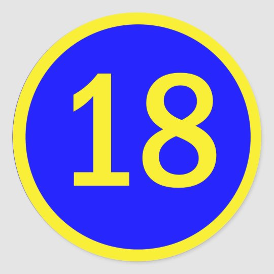 Numero 18