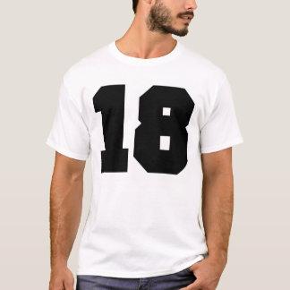 Number 18 Sport T-Shirt
