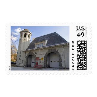 Number 19 Engine House in Washington, D.C. Stamp