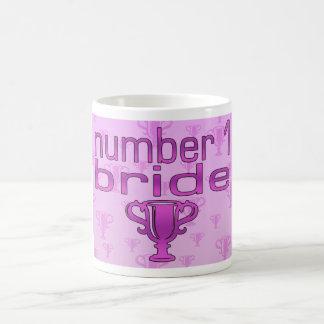 Number 1 Bride Mug