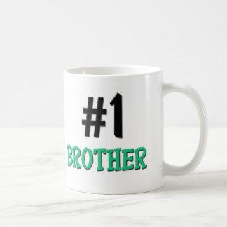 Number 1 Brother Coffee Mug