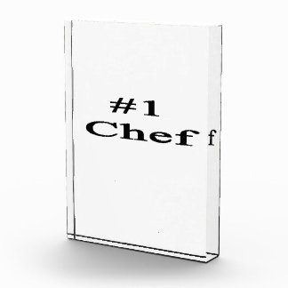 Number 1 Chef Award