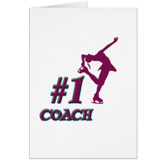 Number #1 Coach Card