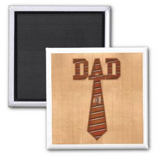 number 1 dad magnet