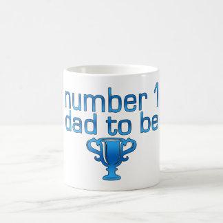 Number 1 Dad to Be Coffee Mug