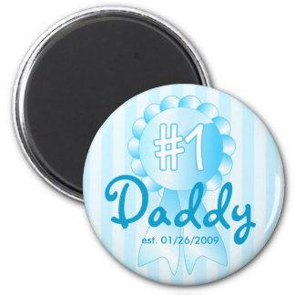 Number 1 Daddy Award Magnet