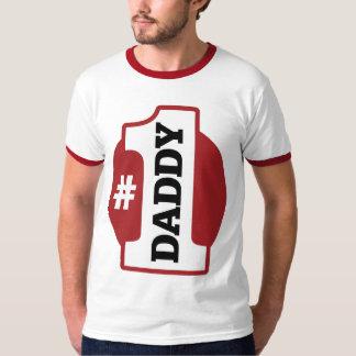Number 1 Daddy Tshirts