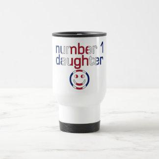 Number 1 Daughter ( Daughter's Birthday ) Mug
