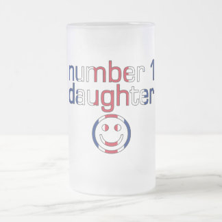 Number 1 Daughter ( Daughter's Birthday ) Coffee Mugs