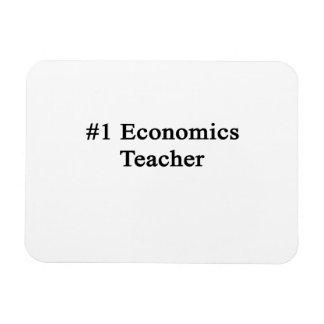 Number 1 Economics Teacher Magnet