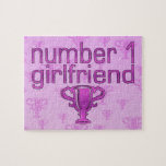 Number 1 Girlfriend Puzzles