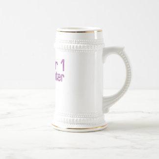 Number 1 Goddaughter Mugs