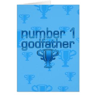 Number 1 Godfather Card