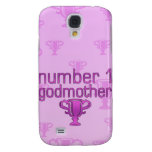 Number 1 Godmother Galaxy S4 Cover