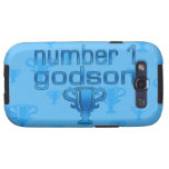 Number 1 Godson Galaxy S3 Covers