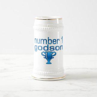 Number 1 Godson Mug