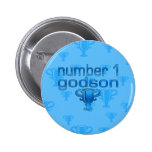 Number 1 Godson Pins