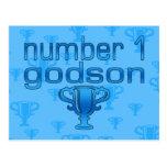 Number 1 Godson Post Cards