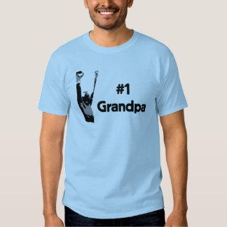 Number 1 Grandpa Tees