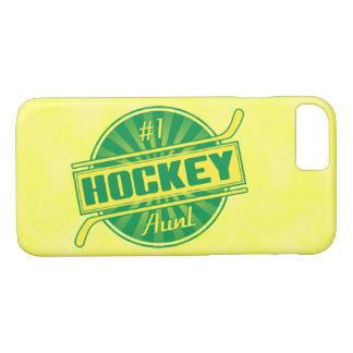 Number 1 Hockey Aunt Phone Case