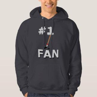 Number 1 Hockey Fan Hoodie