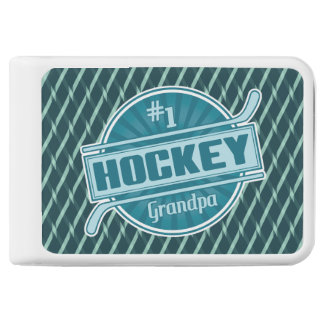 Number 1 Hockey Grandpa Battery Charger
