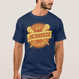 Number 1 Lacrosse Coach Men's Tee