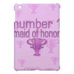 Number 1 Maid of Honor iPad Mini Case
