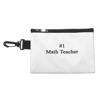Number 1 Math Teacher Accessory Bag
