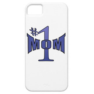 Number 1 mom b iPhone 5 case