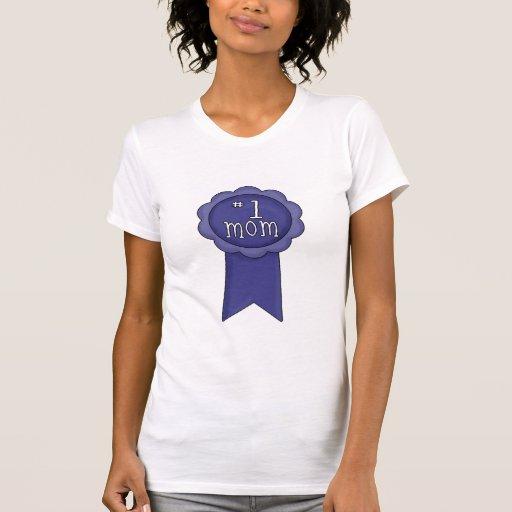 Number 1 Mom Tshirt