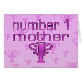 Number 1 Mother Card