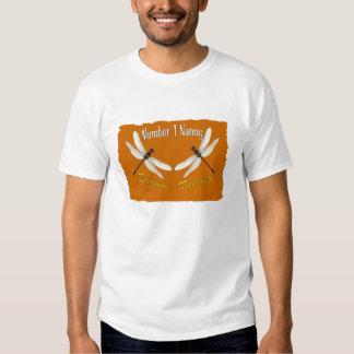 Number 1 Nanny T-Shirt
